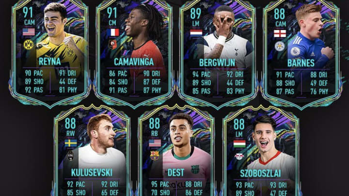 Fut Future Stars Reactions Sigh Of Relief