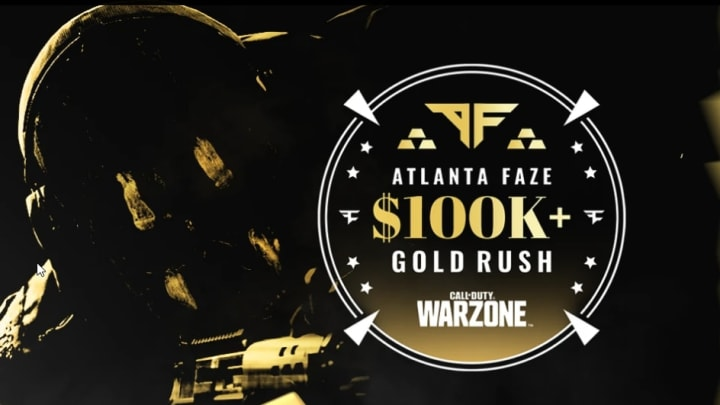 The first of two Atlanta FaZe hosted Warzone tournaments