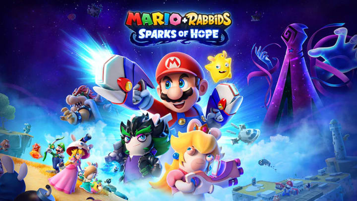 Mario + Rabbids Sparks of Hope was announced at this year's E3