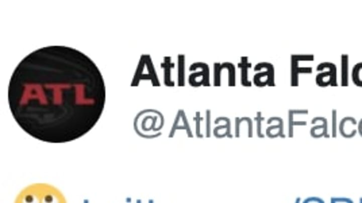 The Atlanta Falcons know exactly what they'd like to undo, thanks.
