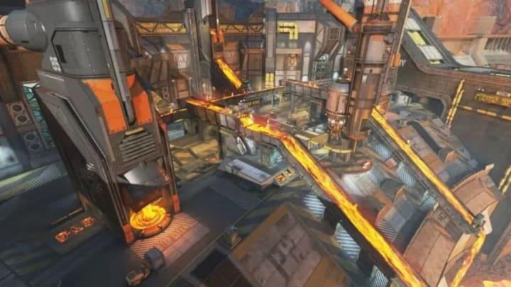 New Apex Legends Arena map, Overflow