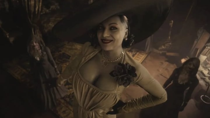 Resident Evil Village's trailer has officially launched, and some fans have taken interest to one introduced character. Lady Dimitrescu.