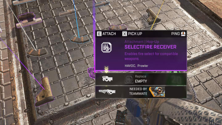 The feature mocked-up in this image would be useful for Apex Legends players.
