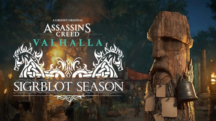 """Ubisoft has urged players """"sharpen your axe and prepare for war"""" with the latest festival in Assassin's Creed Valhalla: Sigrblot."""