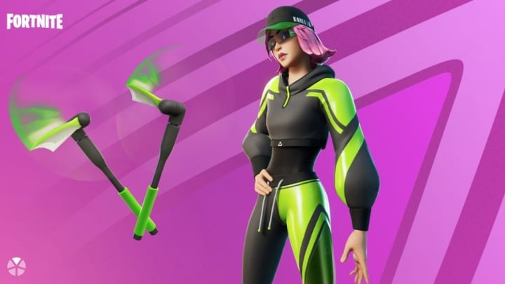 Fortnite Update 2.88 focuses on quality of life changes.