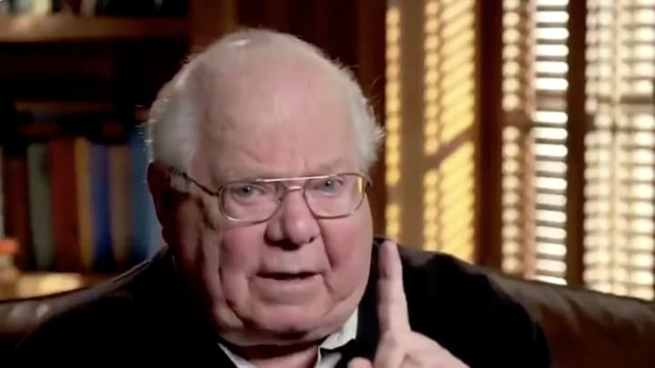 Verne Lundquist recalls one of the greatest moments in college football history
