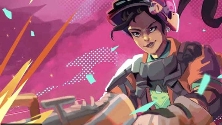 Respawn Entertainment fixed Rampart's exploit in the Nov. 18 Apex Legends update.