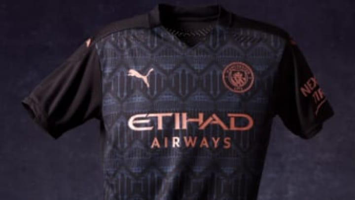 Manchester City Unveil New Puma Away Kit For 2020 21 Season