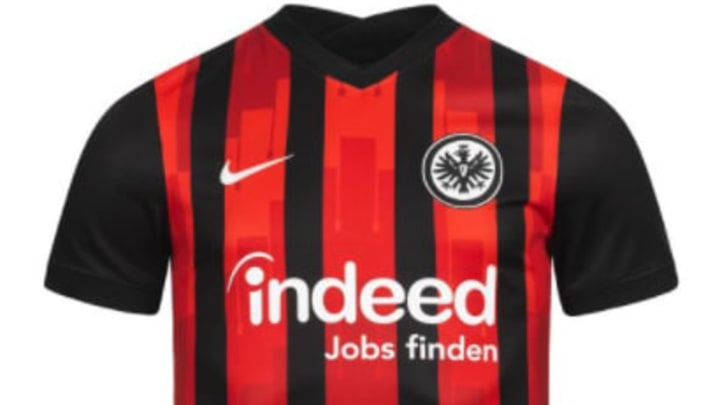 Frankfurts neues Heimtrikot