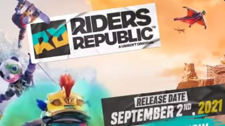 Can players start pre-ordering Rider's Republic?