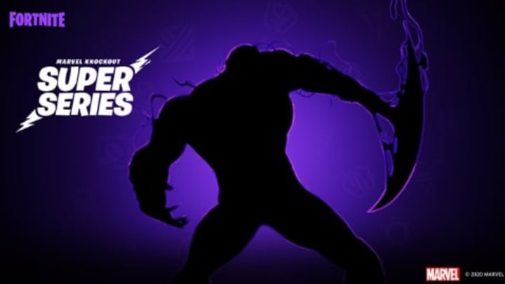 Fortnite's Venom bundle is around the corner as players have been able to try out his Smash and Grab ability in Marvel Knockout LTM.