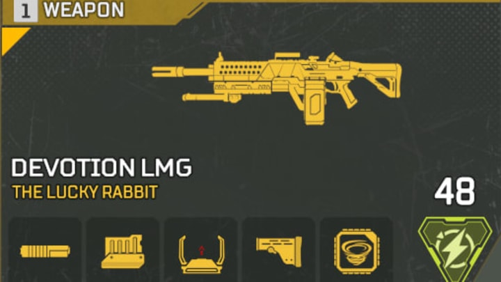 Gold weapons could receive changes soon.