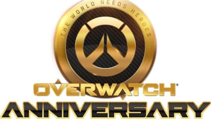 When is the Overwatch Anniversary event 2021?