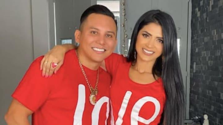 Edwin Luna apoya a su esposa y asegura que ella es libre de hacer lo que quiera