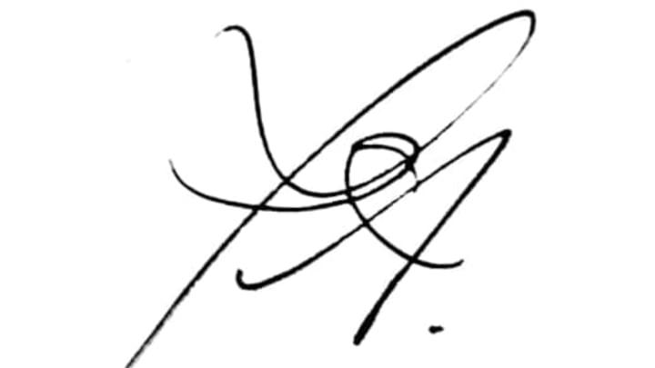 Autografo Ronaldinho Gaucho