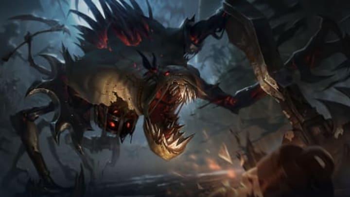 League of Legends Patch 11.3 Jungle Tier List