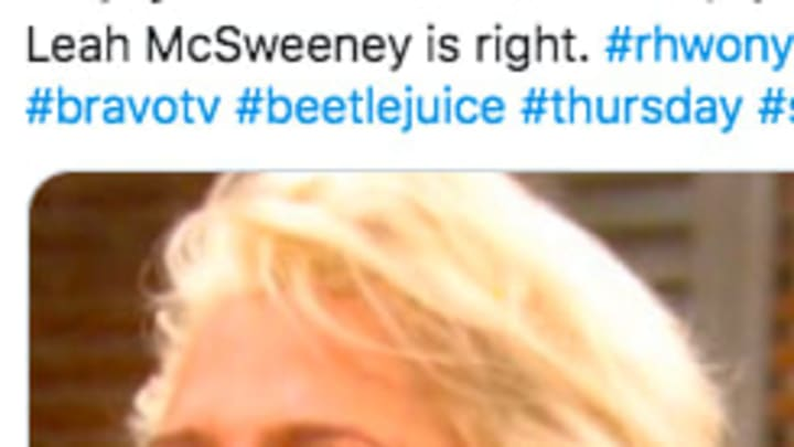 10 Real Housewives Of New York Memes That Prove Fans Are Obsessed With Leah Mcsweeney Already