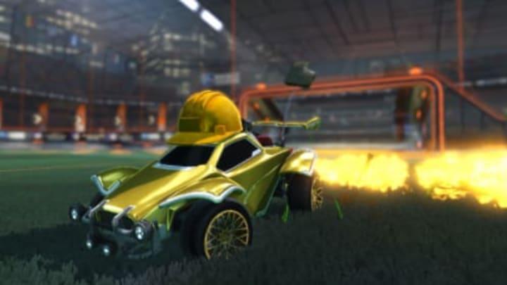 What Is Alpha Boost In Rocket League