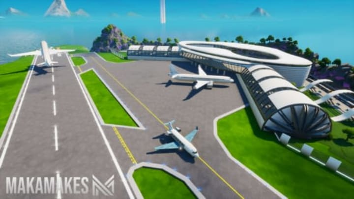 Fortnite Airport Simulator is one of the Fortnite Creative's newest additions.