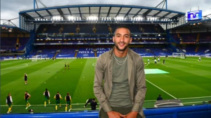 Hakim Ziyech Reveals His Blues Idols & Admiration For Frank Lampard in Chelsea Interview