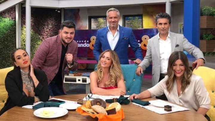 Programa Hoy es el matutino de Televisa