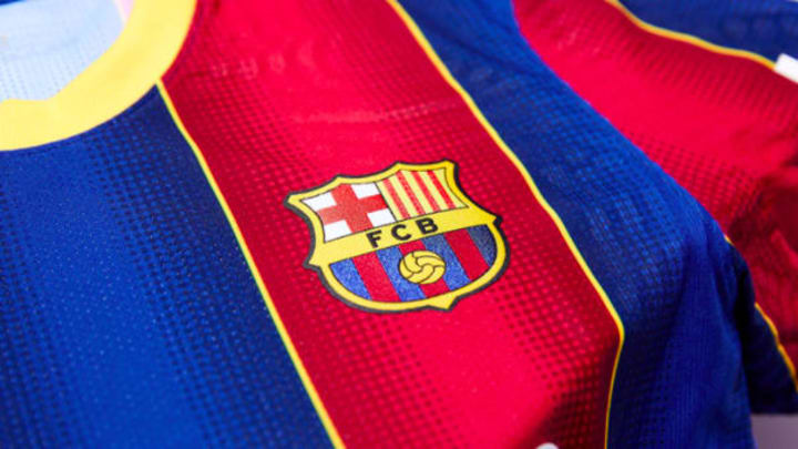 Barcelona's 2020/21 home kit has been unveiled.