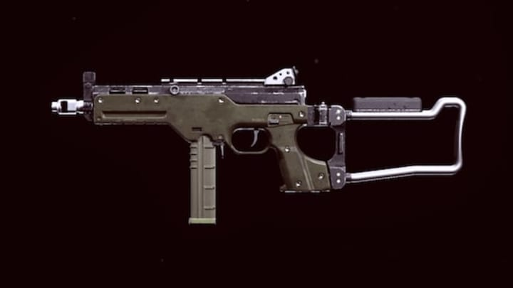 How to Unlock the LC10 SMG in Warzone