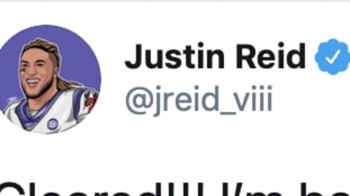 Justin Reid's latest Tweet should get Texans fans pumped for the season.