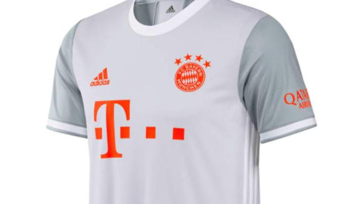 Bayerns neues Auswärtstrikot
