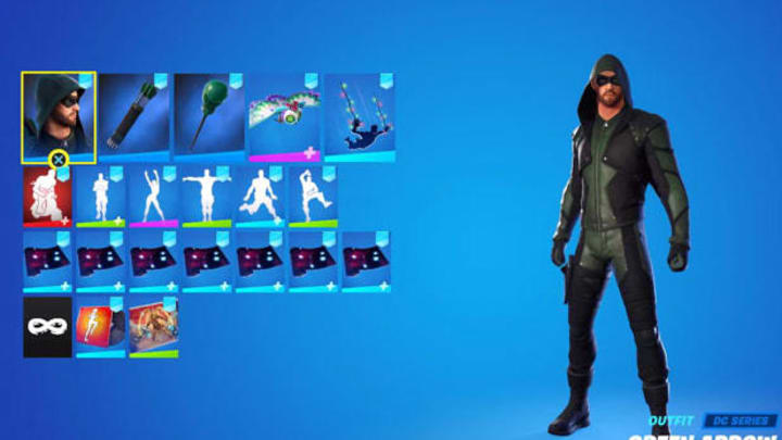 Fortnite Green Arrow Skin Leaked By Crew Congrats, you have full access to the current seasons' battle pass. fortnite green arrow skin leaked by crew
