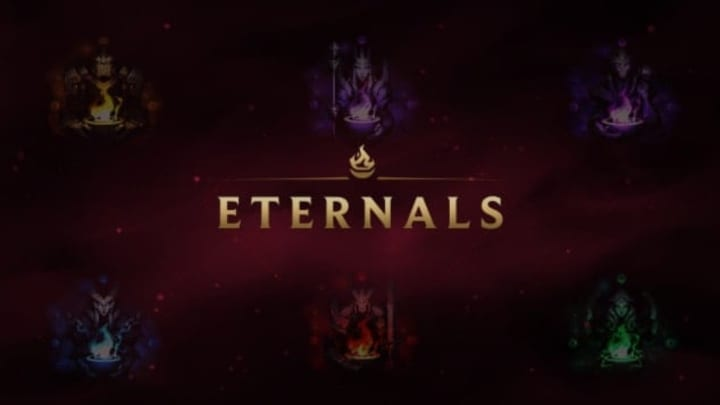League of Legends Patch 10.19 notes were released confirming eternals will be on sale soon.