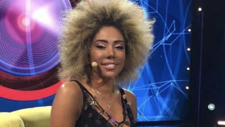 Anahí Izali es la segunda eliminada de La Casa de los Famosos