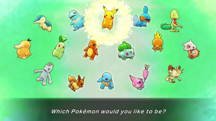 Pokemon Mystery Dungeon DX All Bosses