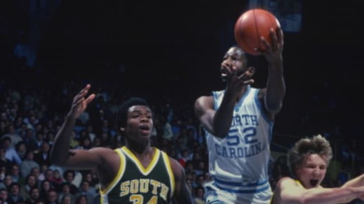 James Worthy was not only one of the best Tar Heels ever, but one of the best NBA players ever.