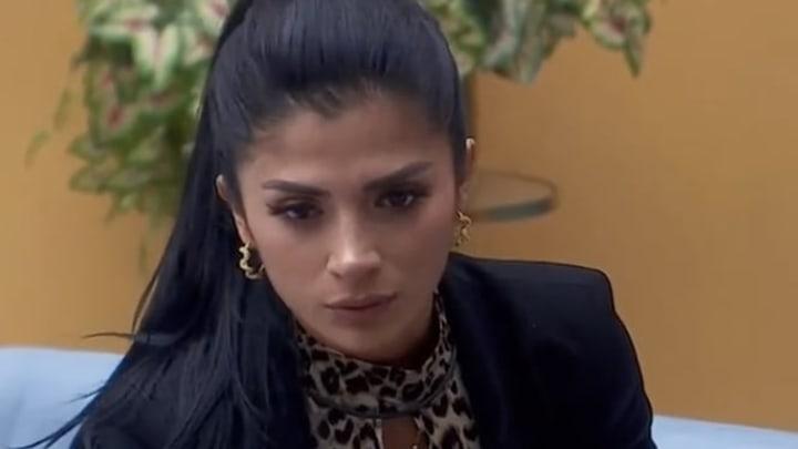 Edwin Luna le pidió a su esposa Kimberly Flores que abandonara el reality