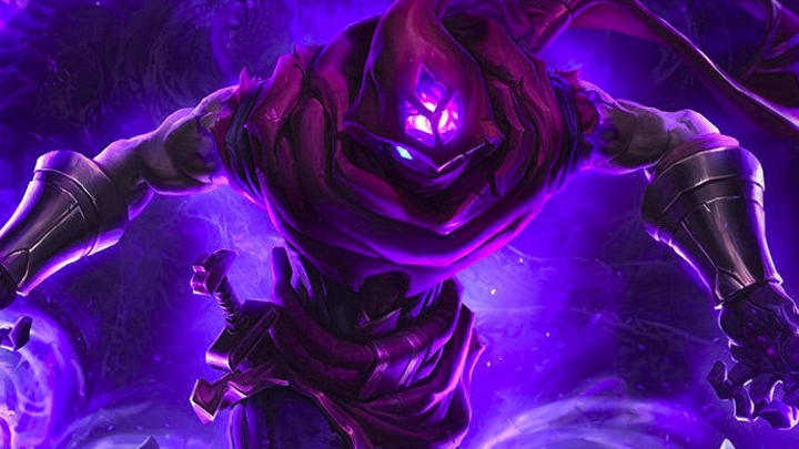 Worldbreaker Malzahar skin was introduced Tuesday in the League of Legends Public Beta Environment, and will go live in League of legends Patch 10.6.