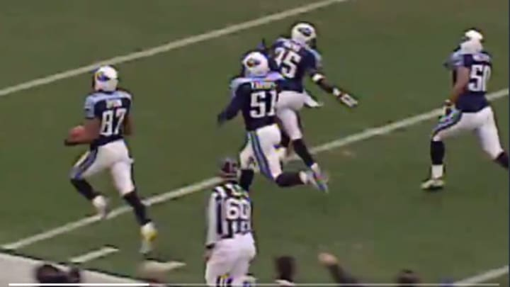 """Remembering the Titans' epic """"Music City Miracle."""""""