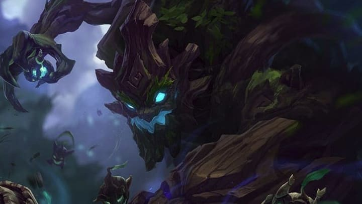 The Worldbreaker Maokai Skin was introduced Tuesday in the League of Legends Public Beta Environment and will go live in League of Legends Patch 10.6.