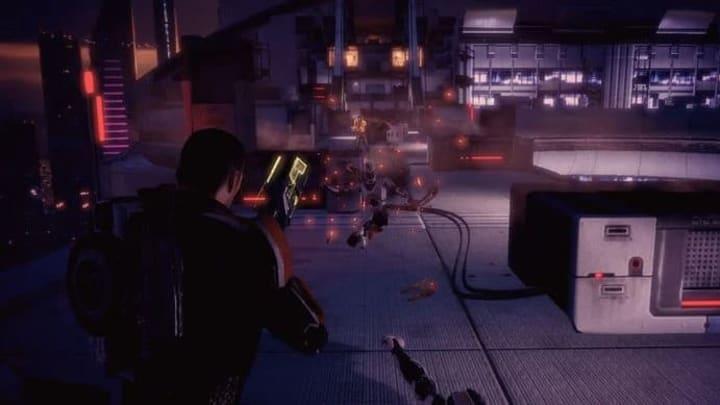 Mass Effect 2 Combat Gameplay