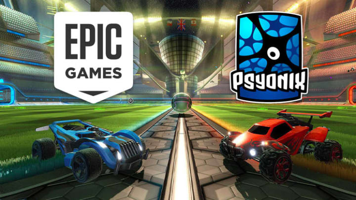 How to Find Epic ID on Rocket League