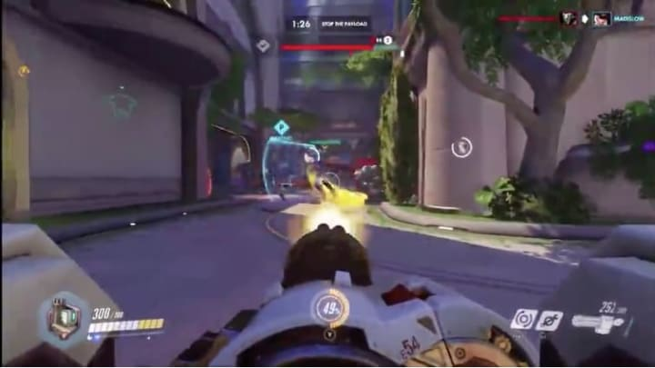 Redditor TechedBalloon00 posted a video of their friend using Bastion for their first-ever time playing the game.