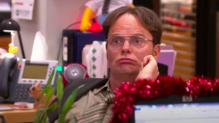 'The Office' has removed a scene featuring blackface.