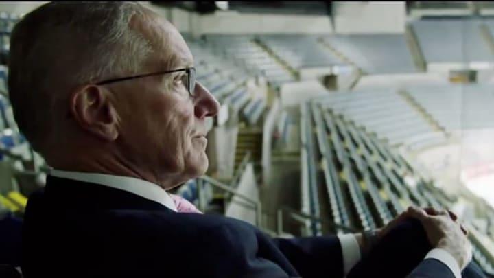 Doc Emrick of NBC Sports