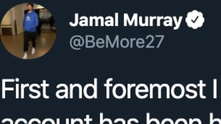 Nuggets guard Jamal Murray says he was hacked after a sex tape surfaced on his Instagram story