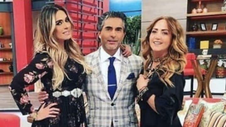Galilea Montijo y Andrea Legarreta son las grandes figuras del programa Hoy