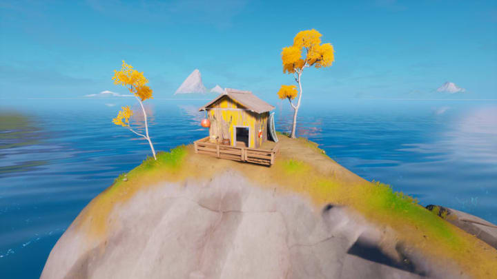 Where is the Stack Shack in Fortnite?