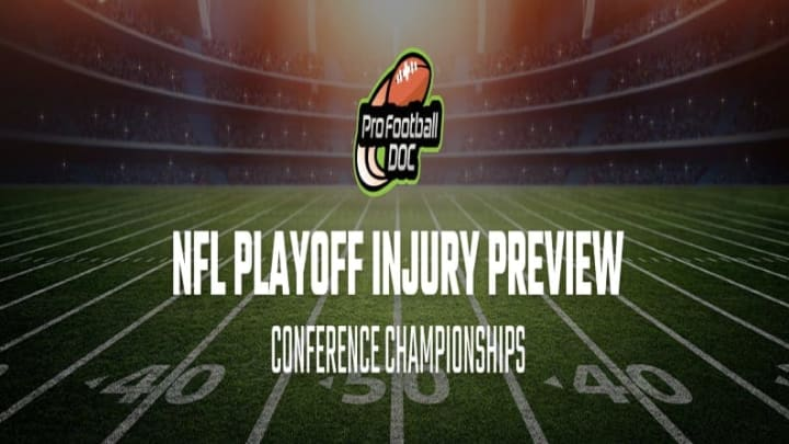 Bills-Chiefs injury news and updates from ProFootballDoc for the AFC Championship, including Patrick Mahomes injury update.