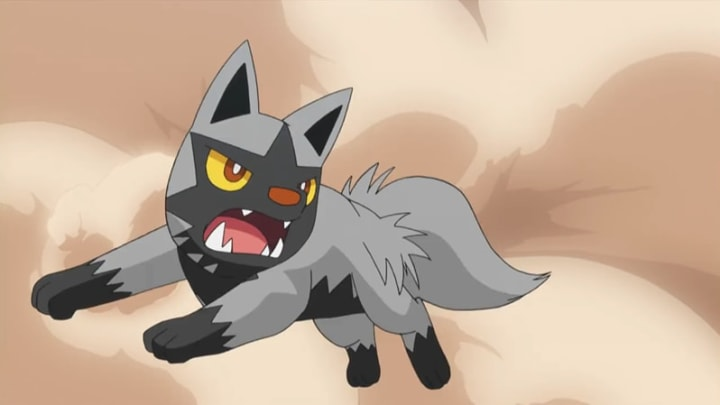You can find a Shiny Poochyena in Pokémon GO, but you'll be looking for a while.
