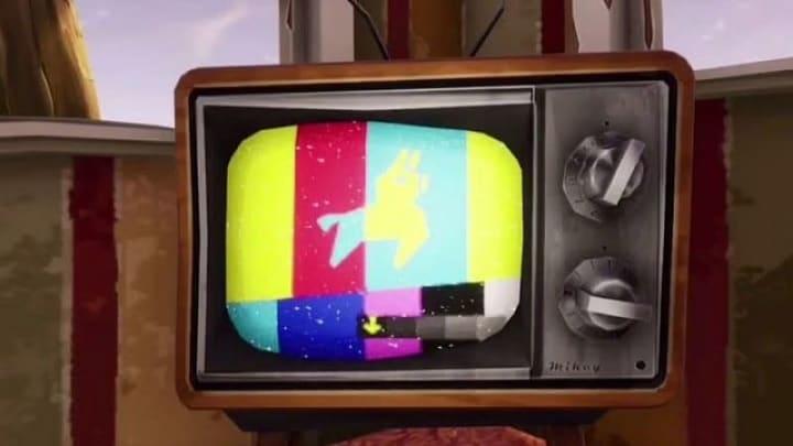 Fortnite spooky TV set Season 6