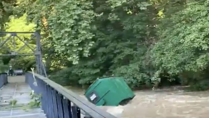 Delaware Dumpster.